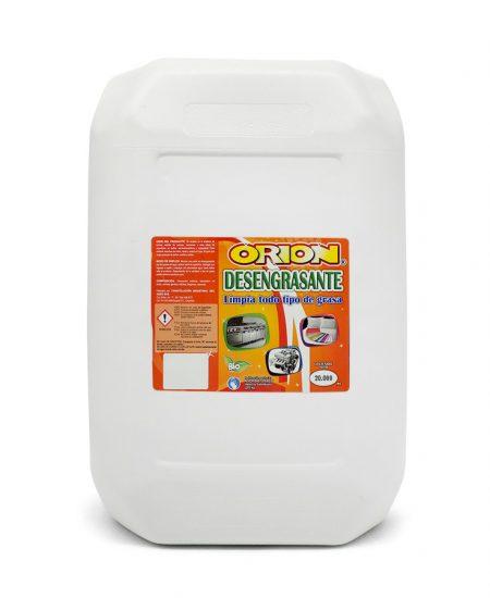 Desengrasante-ORION-20l